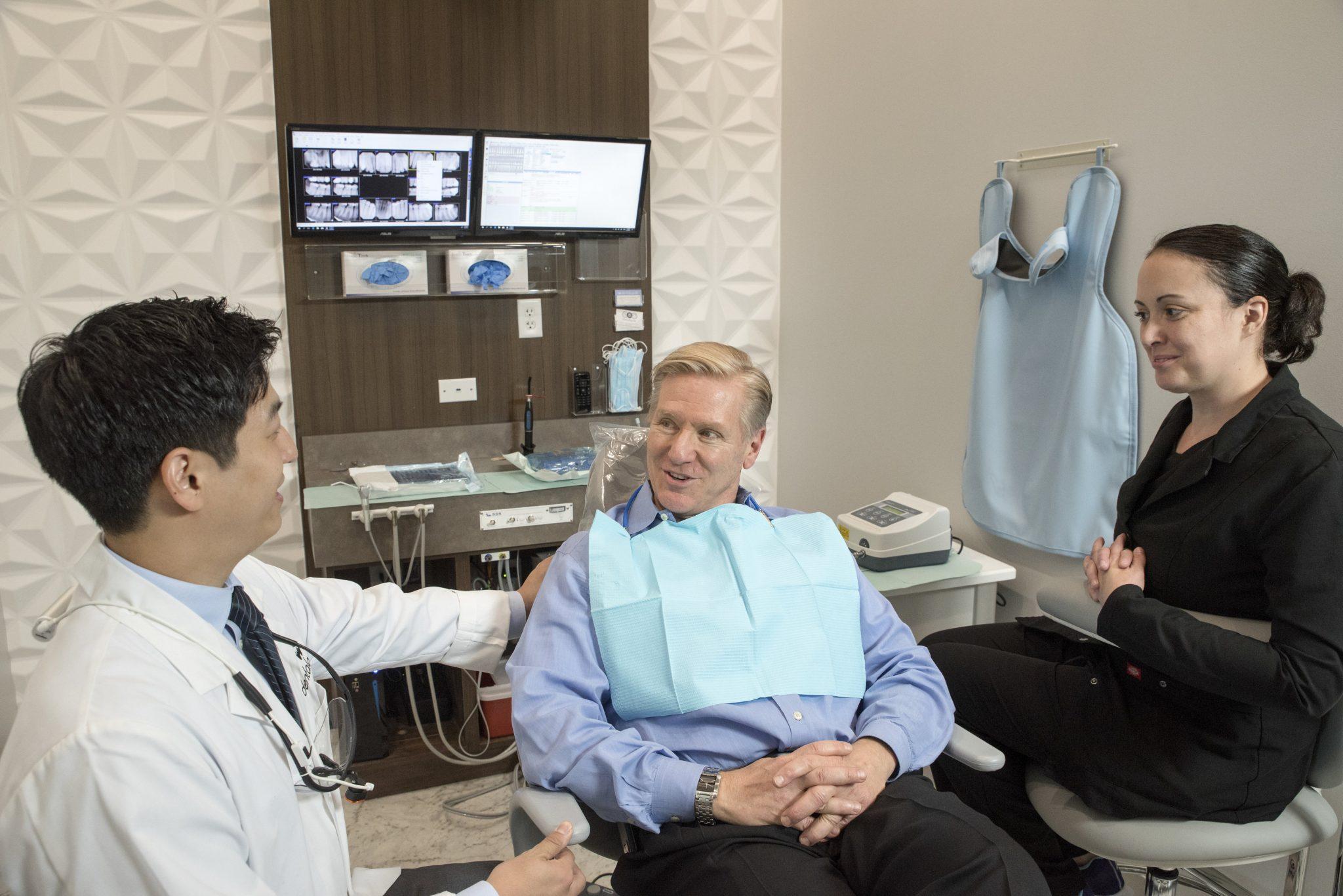 Dr Kim Patient Dental Implant Dentalopolis